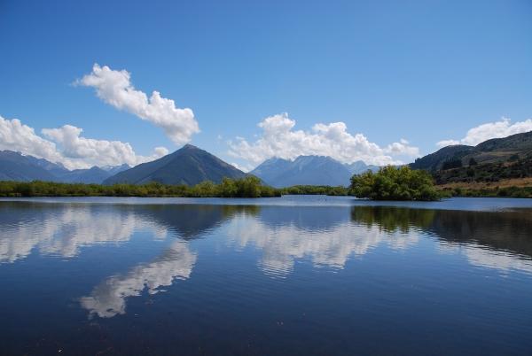 Queenstown, Glenorchy, Mt. Cook und Lake Tekapo