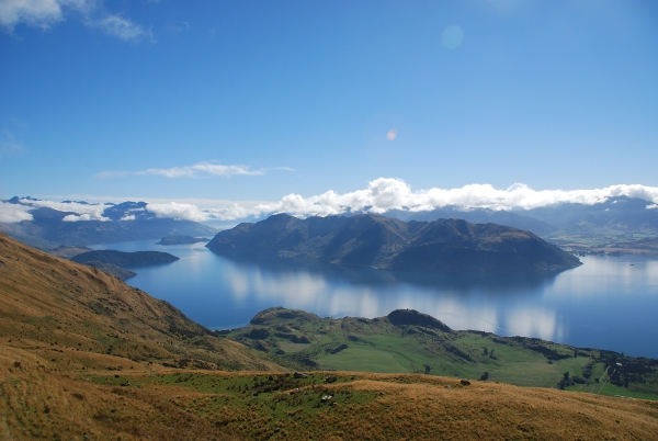 Wanaka, Westcoast, Golden Bay
